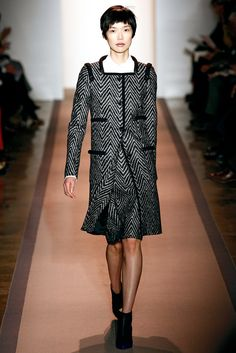 Peter Som Fall 2011 Ready-to-Wear