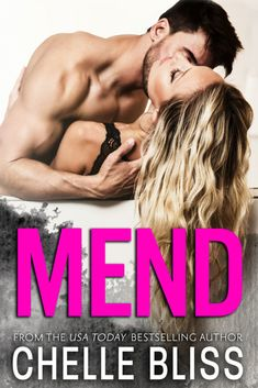 Romance Book Reviews For You: Mend Cover Reveal