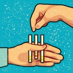 When Medical Tests Mislead! Client: Scientific American  © Alexei Vella