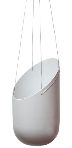 Wallter - Outdoor Hanging Planter at 2Modern
