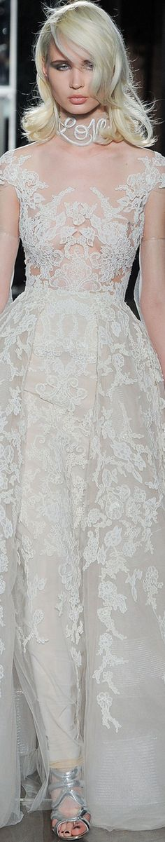 Reem Acra Bridal Spring 2018 ❤️