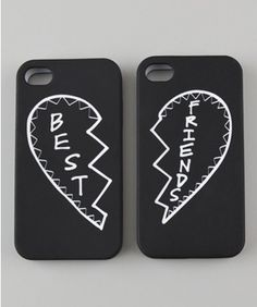 Bestfriend iphone cases