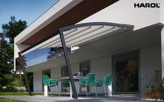 Je hebt het graag voor het zeggen? Een Patio-vouwdak plooit zich vlot naar je wensen. In een oogwenk maak je van je tuin of terras een gezellige buitenkamer. De mogelijkheden zijn enorm uitgebreid: verlichting en verwarming, zijdelingse screens, een wind- en zonnescherm … En niet minder dan 12 Patio-modellen om uit te kiezen! Je zal zien, er is een Patio voor elk(e) tuin of terras. Vraag nu je gratis inspiratiebrochure! http://www.harol.be/nl/content/documentatie-aanvraag