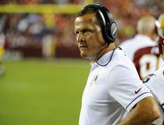 Joe Barry doesn't deserve pass for Redskins' defensive issues
