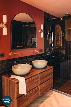 Attic Bathroom, Bathroom Goals, Bathroom Inspo, Bathrooms, Tadelakt, House Goals, Bathroom Interior Design, Interior Inspiration, Interior Ideas