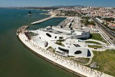Champalimaud Center, Lisbos - Portugal - foto A. Figueiredo