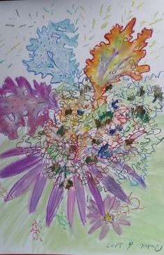 코스모스 꽃밭에서 ,.