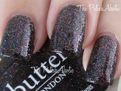 The Black Knight - $10 swatched