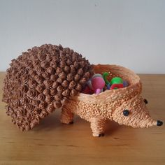 Hedgehog Hider - The 3Doodler