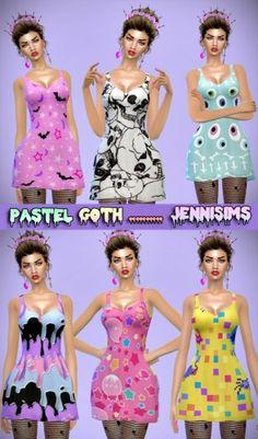 Grunge Style, Soft Grunge, Grunge Outfits, Pastel Goth Outfits, Pastel Dresses, Pastel Clothes, Maxis, Tokyo Street Fashion, Abbey Dawn