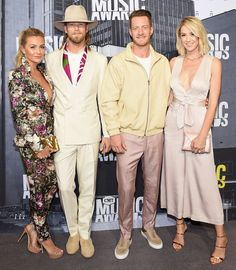 News broke earlier on Wednesday, exclusively with PEOPLE, that Florida Georgia Line's Tyler Hubbard and his wife Hayley are going to be parents
