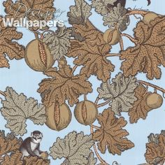 Frutto Proibito is created from two archived designs - cheeky little monkeys crafted for a Milanese patisserie in the 1950s, ravish a bounteous pomegranate tree from a 1940s fabric in a scene which toys with scale. A true embodiment of the Fornasetti wit and creativity.
