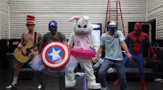 The Backstreet Boys did a Harlem Shake video? The Backstreet Boys still exist? Click through to see it!
