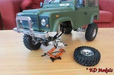 Metal scissor jack for #gelande 2 d90 landrover #crawler rc4wd #integy scx10,  View more on the LINK: 	http://www.zeppy.io/product/gb/2/161924458778/