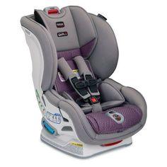 Britax Marathon ClickTight Convertible Car Seat - Twilight - E1A386B