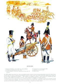 Artiglieria 1809