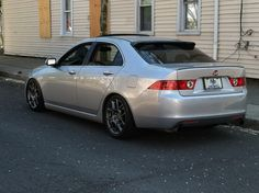 [NJ] 2004 Acura Tsx Navi..auto.. TL type S rims 45,277miles $10.000 obo