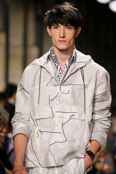 HERMES spring 2015 menswear details