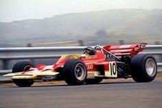 Jochen Rindt (Gold Leaf - Lotus Cosworth) Grand Prix des Pays-Bas - Zandvoort 1970 - source Carros e Pilotos. Lotus F1, Vintage Racing, Vintage Cars, Grand Prix, Lotus Sports Car, Jochen Rindt, Sand Rail, Formula 1 Car, Race Engines