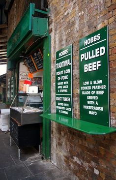 Salt Beef, traditional British food at London's Borough Market #London #Uk #England http://worldtravelfamily.com/british-food-london-borough-market-review-travel-blog/