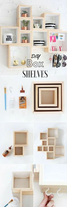 17 Top DIY Home Decor for Small Apartments https://www.futuristarchitecture.com/28217-diy-home-decor-small-apartments.html #DIYHomeDecorCollege