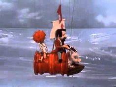 Urmel aus dem Eis - #1 Der Eisberg | Augsburger Puppenkiste - YouTube