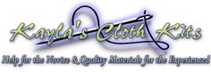 A good website on cloth diapering with good tips on fabric and materials to make you own also some free patterns.