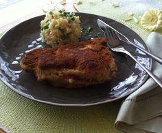 Gefüllte Kalbskotellettes  www.foodundglut.de