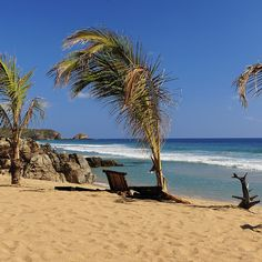 Zipolite, México - rent a hammock for just a few dollars a night. Poor man's paradise!
