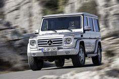 The 2013 Mercedes-Benz G65 AMG. The biturbo V-12 version is international markets only...we get the biturbo V-8 G63 instead.