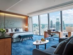 Shangri La Hotel At The Shard London - Compare Deals