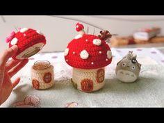 Crochet Home, Cute Crochet, Crochet Motif, Crochet Designs, Crochet Crafts, Yarn Crafts, Crochet Flowers, Crochet Projects, Crochet Amigurumi Free Patterns