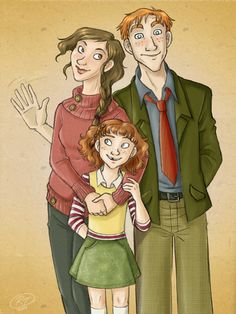 A family_color by roby-boh.deviantart.com on @deviantART