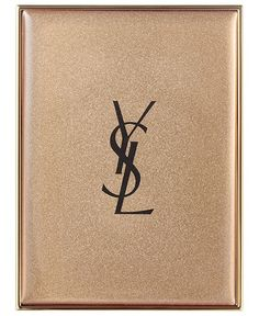 YSL Holiday 2016 YSL Lumiere Divine Highlighting Finishing Powder Palette – New & Limited Edition
