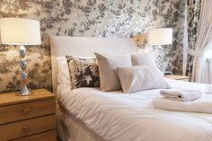 Beautiful Guest Bedroom- Gracious Luxury Interiors