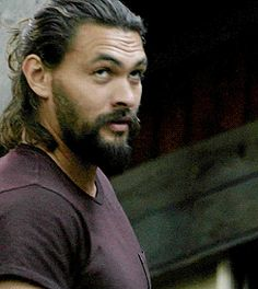 Jason Momoa as Gennadi, the Huntsman.  ((aka, Lisette and the others never stood a chance))   From my novel Winterbourne's Daughters.   https://www.amazon.com/Winterbournes-Daughter-Stephanie-Rabig-ebook/dp/B06XKYGQ8W/