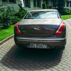 Jaguar XF spotted in Jachranka, Poland.