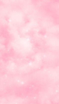 Pink galaxy iPhone wallpaper