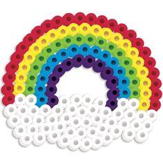 Perler Beads Fused Bead Rainbow by Perler Beads