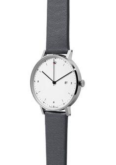 Other Watches Jewelry & Watches Creative Women Watches Blue Genuine Leather Modern Minimalist Retro Watch