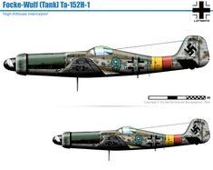 H JG 301 Willi Reschke aircraft Ww2 Aircraft, Military Aircraft, Ta 152, Fighting Plane, Focke Wulf, Ww2 Planes, Women In History, Ancient History, Aircraft Design