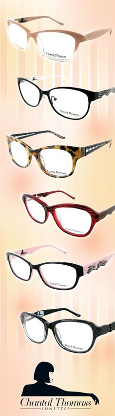Chantal Thomass Eyewear with a French Twist: http://eyecessorizeblog.com/?p=5867