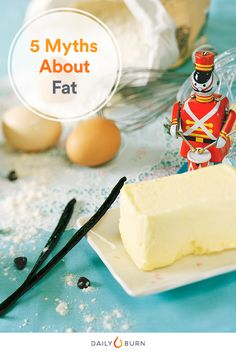 Should you pass on the butter? We tapped Dr. Mark Hyman to separate fat fact from fiction — and explain the new approach to eating fatty foods.  via @dailyburn