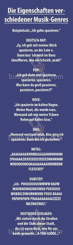 Home | BinMitDabei #Sprüche #Musik #Zitate repinnet by www.powervoice.de (Cool Girl Quotes)