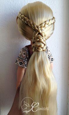hair for McKenna