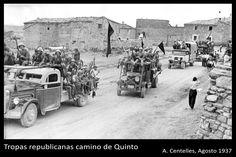 Fotógrafos de la Guerra Civil Española, foto con descripción
