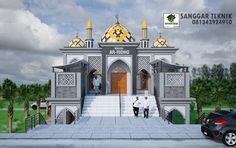 Hasil gambar untuk masjid modern