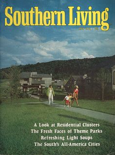 May 1975 | A Look at Residential Clusters  Cover. the month and year Lisa was born