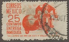 Mexico - D'n'D Stamps