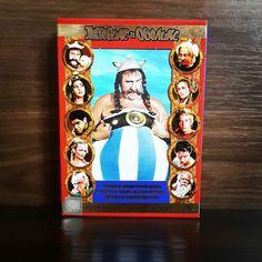 """Распаковка DVD коллекционное издание """"Астерикс и Обеликс"""" / Review """"Aste..."""
